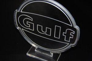 Award - PLexiglas - graveren - Gulf