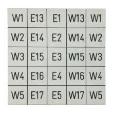 Kunststof plaatjes 25st Kunststof Frees NIET Wisselende nummers IMG 20200309 WA0003 1600x1066 1