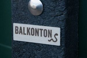 RVS graveren - metalen labels - balkonton