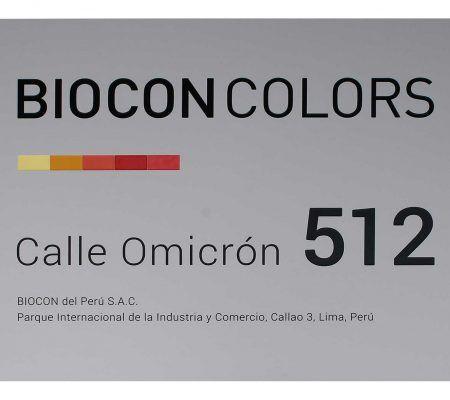 IMG 0021 2018 aluminium frezen inlakken bedrijfsnaambord Biconcolours BJ 1700x1132