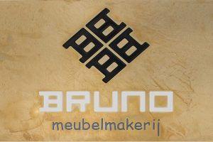 Bedrijfsnaambord - Messing - graveren - Bruno