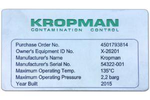 """""""RVS tag labels van Gravure85 – goede kwaliteit en altijd snel geleverd"""""""