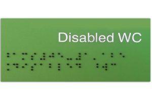 Brailleborden