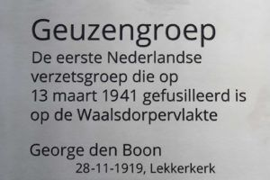 oorlogsmonument 75 jaar bevrijding