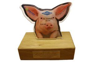 Plexiglas awards - Prionics