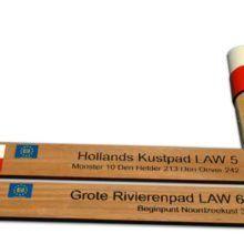 verwijsbord - hout