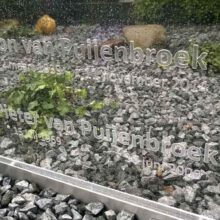 Grafmonument - graveren
