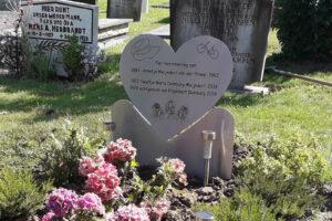 """""""Een heel persoonlijk grafmonument"""""""